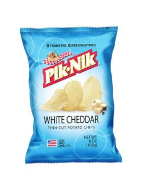 Candy Corner Candy Corner Pik Nik White Cheddar (170g)