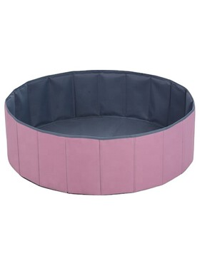 The Baby Basket Foldable Play Pool