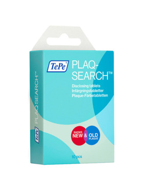 TePe Plaqsearch™ 10 tablets