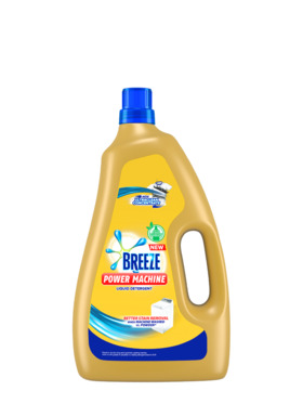 Breeze Power Machine Liquid Detergent (3L)