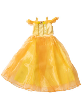 Unbranded Disney Princess Belle Ball Gown Costume