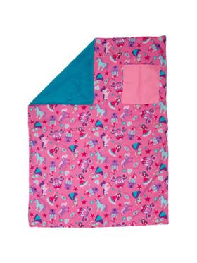 Stephen Joseph Printed Blanket for Kids (Princess Design)