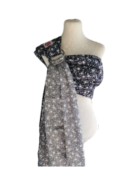 Carry Me Small Flowers Ring Sling