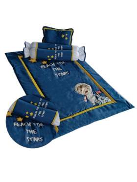 Kozy Blankie Reach for the Stars Baby Comforter Set