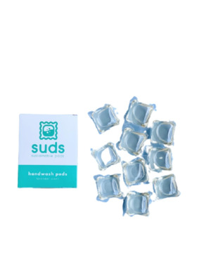Suds Sustainable Pods Handwash Refill Pods 10s (2.5L)