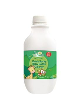 Tiny Buds Quick Spray Baby Bottle Cleaner Refill (200ml)
