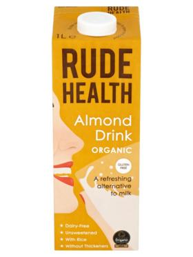 Rude Health Almond Drink (1L)