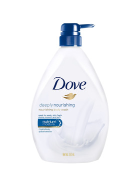 Dove Body Wash Deeply Nourishing (550ml)