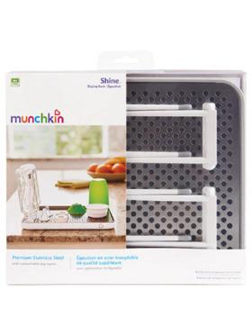 Munchkin Shine Stainless Steel Drying Rack