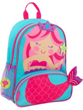Stephen Joseph Mermaid Sidekick Backpack