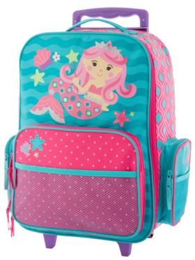 Stephen Joseph Mermaid Stroller Bag