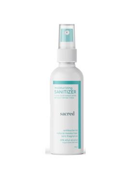 Sacred Zero Fragrance Moisturizing Sanitizer (90ml)