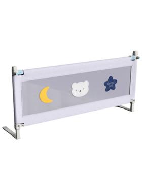 The Little Hot Air Balloon Star Bed Rail