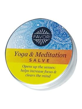 FAVORI Yoga and Meditation Salve