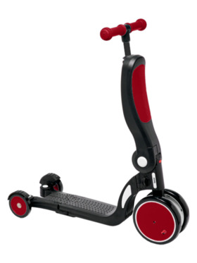 Looping Scootizz 5-in-1 Ride-On Bike Convertible to Scooter