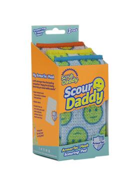 Scrub Daddy Scour Daddy - ArmorTec Mesh Scouring Pad