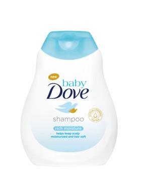 Baby Dove Baby Shampoo Rich Moisture (200ml)