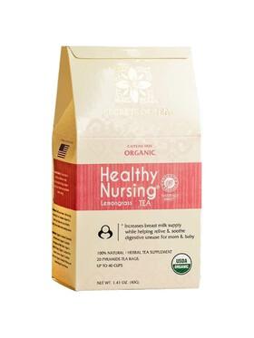 Secrets of Tea Lemongrass Healthy Nursing Tea