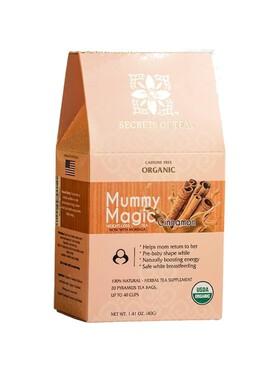 Secrets of Tea Cinnamon Mummy Magic - Weightloss Tea
