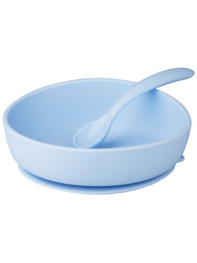Baboo Basix Silicone Bowl Set