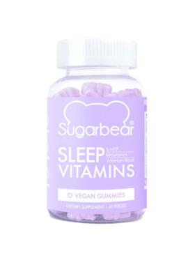 SugarBear Sleep Vitamins 1-Month Supply (60 Gummies)