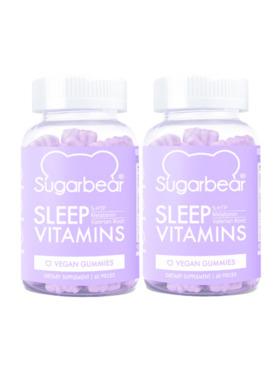 SugarBear Sleep Vitamins 2-Month Supply (120 Gummies)