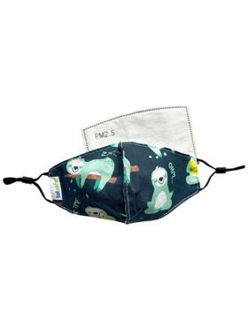 Totsafe Sloth Essential Lifestyle Mask + PM2.5 Filter Bundle (1 Mask + 23 Filters)