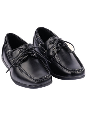 Meet My Feet Smart Collection Boy School Shoes (WL1716S)
