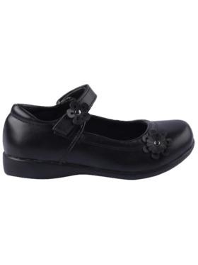 Meet My Feet Smart Collection Girl School Shoes (HF1823)