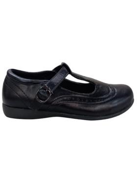 Meet My Feet Smart Collection Girl School Shoes (HF1824)