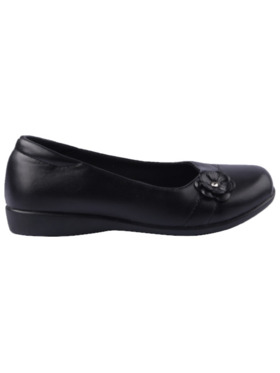Meet My Feet Smart Collection Girl School Shoes (HF1825)