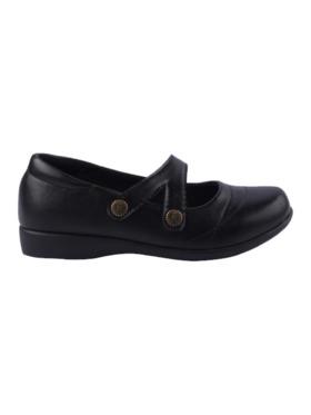 Meet My Feet Smart Collection Girl School Shoes (HF1828)