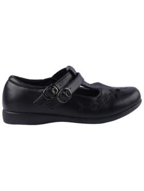 Meet My Feet Smart Collection Girl School Shoes (HF1830)
