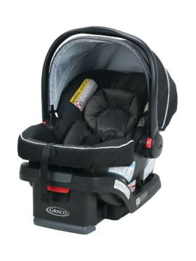 Graco Snugride I-Size Midni Black Car Seat