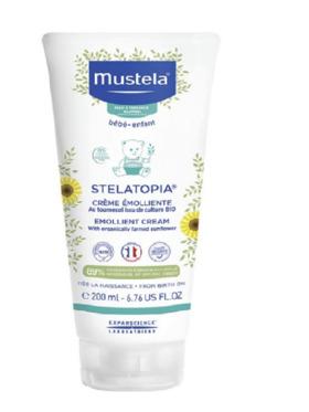 Mustela Stelatopia Emollient Cream (200ml)