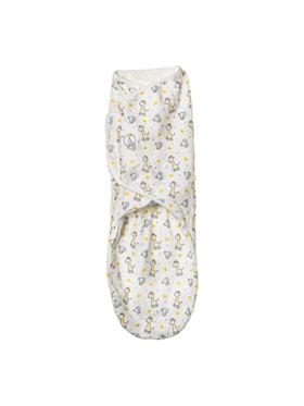 Swaddies PH Giraffe Velcro Swaddle Wrap-Infant