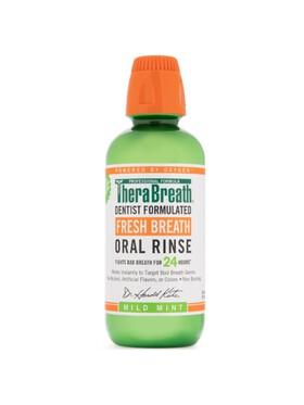 TheraBreath Fresh Breath Oral Rinse (16oz)