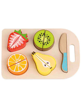 Tooky Toy Cutting Fruits Toys