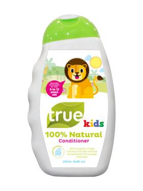 TRUE Kids 100% Natural Conditioner (230ml)
