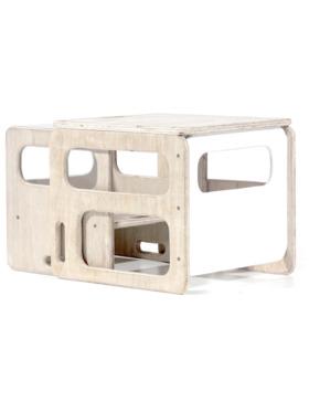 Dear Mommy PH Luciana's Cube Table & Chair Set