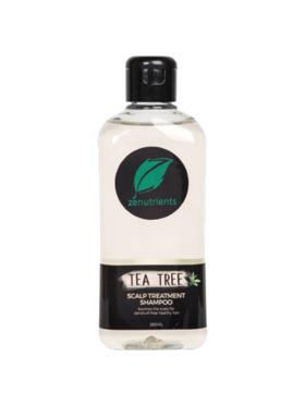 Zenutrients Tea Tree Scalp Treatment Shampoo (250mL)