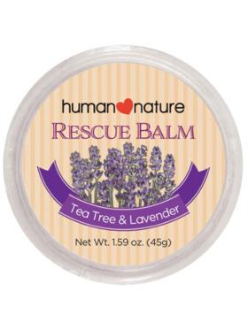 Human Nature Tea Tree & Lavender Rescue Balm (45g)