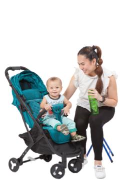 Smoovin Compact Stroller