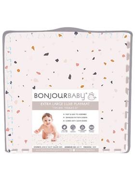 Bonjour Baby Italian Terrazzo XL Luxe Mat
