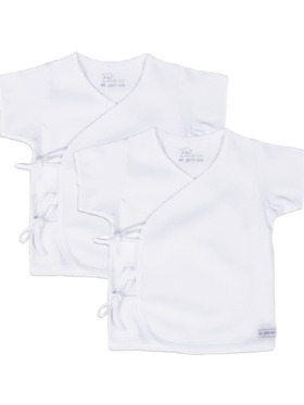 St. Patrick Tie-Side Shirt Short Sleeves