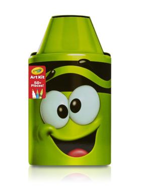 Crayola Electric Lime Tip Tool Kit