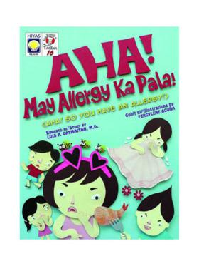 Hiyas Mga Kuwento ni Tito Dok #16 Aha! May Allergy Ka Pala!