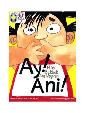 Hiyas Mga Kuwento ni Tito Dok #1 Ay! May Bukbok ang Ngipin ni Ani!