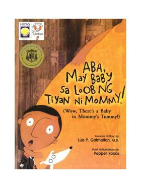 Hiyas Mga Kuwento ni Tito Dok #3 Aba, May Baby sa Loob ng Tiyan ni Mommy!