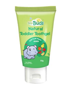 Tiny Buds Tutti Frutti Toddler Toothgel Stage 2 (55g)